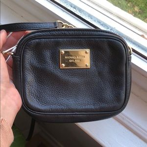Michael Kors very small cross body purse